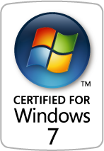 Certified for Windows 7